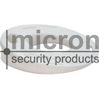 Micron 4MP Mini Fixed Dome Wedge Bracket Surface Mount Ring