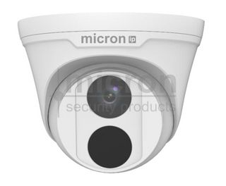 Micron EZY SERIES 4MP POE Fixed Turret 2.8mm Lens. Metal Case