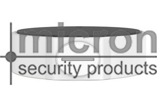 Micron EZY IP Turret Surface Mount Ring
