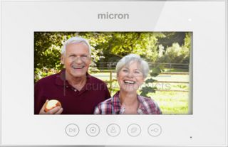 """Micron 7"""" Touch Button Monitor."""