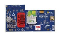 CM746B BYO SIM Plug On 4G For 6000 Panel Version 2.51.04 or Higher GSM/GPRS Modem With Magnetic Antenna