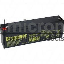12 Volt 2.2ah Battery
