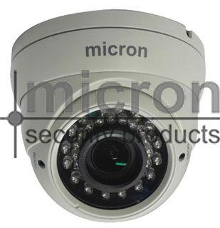 AHD 1080 Auto Focus IR Eyeball Vari Focal 2.7 - 13.5 mm 12Vdc. Do not Sell As Analogue