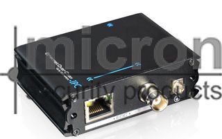 IP Over Coax Convertor. Runs on POE ONLY