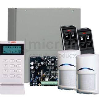 Bosch Sol 3K + Icon KP + B810 Radion RX + 2 x Radion PIR + 2 x Radion 4 Button Fobs