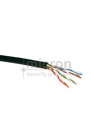 Cat 5e BLACK 305m Box