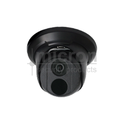 Micron BLACK 4MP POE Fixed Turret 2.8mm Lens. Metal Case