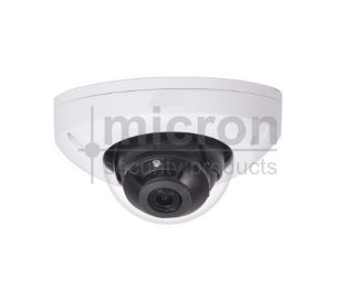 Micron 4MP POE Flat Metal Dome. 2.8mm Lens