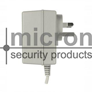 MICRON 18v AC 1.3amp Plug Pack with earth lead