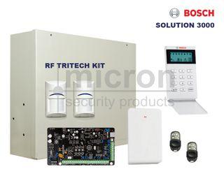 Bosch Sol 3K + Icon KP + B810 Radion RX + 2 x Radion TriTech + 2 x Metal 4 Button Fobs