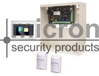 Bosch Sol 2K + 4.3 Touch Screen KP + 2 GEN 2 Tritechs