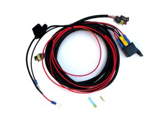 ST-Range, Triple-R Two-lamp harness kit with splice