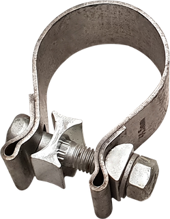 1 3/4in - 44.5mm Single Bolt AccuSeal Clamp