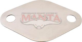 Navara 550 V6 EGR Blanking Plate