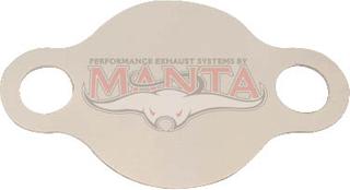Hilux 3.0L 2005 - 2014 1KD - FTV EGR Blanking Plate
