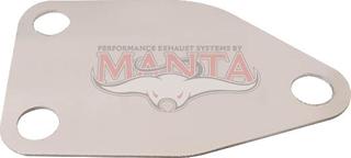 Isuzu D-MAX 3.0L 4JJ1 Engine EGR Blanking Plate