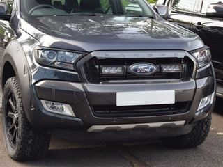 Ford Ranger - Grille Mount Kit (includes: 2x Triple-R 750 Std (with Position Light)