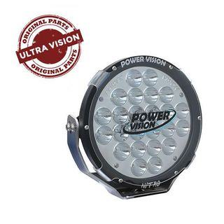 NITRO MAXX 120W (230mm) Ultra Vision LED Round Driving Light