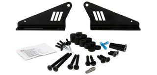 Roof Mounting Kit (with Roof Rails) - 37mm Height