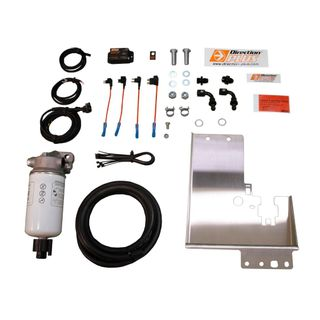 Toyota Hilux N70 3.0L 1KD PreLine Plus Fuel Filter Kit (dual battery compatible)