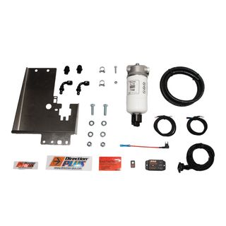 Toyota Hilux N80 2.8L PreLine Plus Fuel Filter Kit (dual battery compatible)