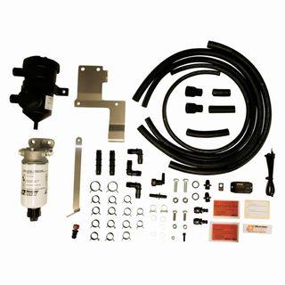Nissan Navara D23 2.3L PreLine Plus Fuel Filter & ProVent Catch Can Kit