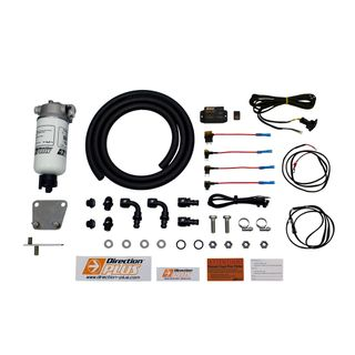 Retro Fit PreLine Plus 150 12mm Hose Fuel Filter Kit - to upgrade from Fuel Manager
