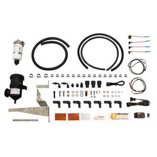 Jeep Wrangler JK 2.8L PreLine Plus Fuel Filter & ProVent Catch Can Kit