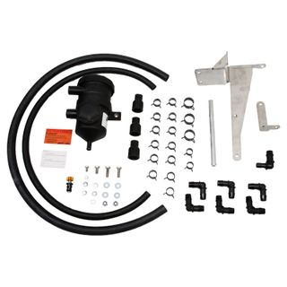 Jeep Wrangler JK 2.8L ProVent Catch Can Kit
