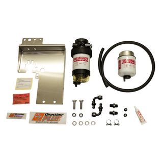 Toyota Hilux N70 3.0L 1KD Fuel Manager Fuel Pre Filter Kit (dual battery compatible)