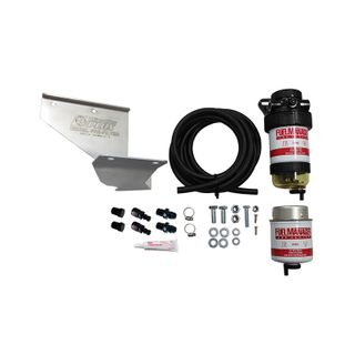 Ford Ranger, Mazda BT50 3.0L Fuel Manager Fuel Pre Filter Kit 2007 - 2011