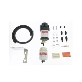 Toyota Landcruiser 200 Series (suits dual battery) Fuel Manager Pre Filter Kit