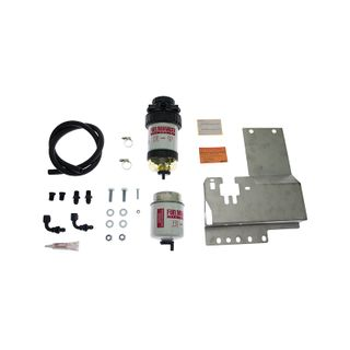Toyota Hilux N80 2.8L Fuel Manager Fuel Pre Filter Kit (dual battery compatible)