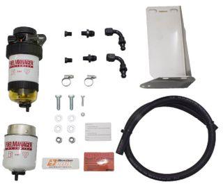 Mitsubishi Triton MQ, Pajero Sport Fuel Manager Fuel Pre Filter Kit