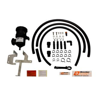 Toyota Prado 120 1KD/1KZ ProVent Catch Can Kit