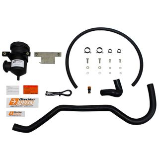 Ford Ranger, Mazda BT50 ProVent 200 Catch Can Kit, Radiator Mount