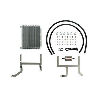 Isuzu D-Max & MU-X 4J 3.0L Diesel Auto Transmission Cooler kit (2012 on)