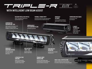 Triple-R 1000 Elite Low Beam Assist  (with i-LBA)
