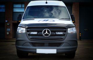 MERCEDES SPRINTER (2018) Vehicle Integration Kit (with Triple-R 750)