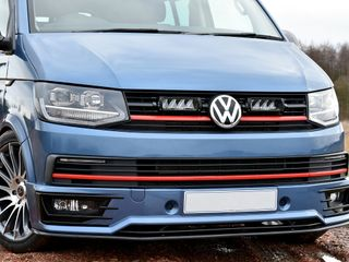 VW T6 - Grille Mount Kit (includes: 2x Triple-R 750 Std (with Position Light)