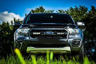 Ford Ranger (2019+) - Grille Mount Kit (includes: 2x Triple-R 750 Std, 1x Grille Mount Brackets, 1x