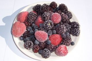 Berries, Fruits & Coulis