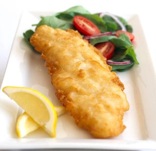 Crumbed & Battered Fish