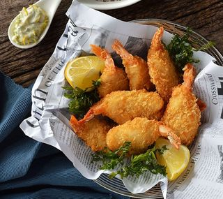 Crumbed & Battered Seafoods