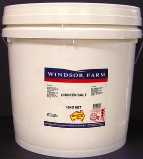 """Chicken Salt """"Windsor Farms"""" 10kg"""