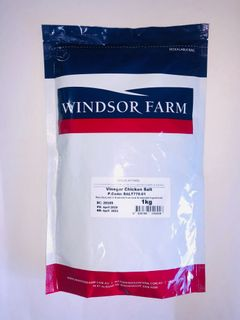 "Chicken Vinegar Salt ""Windsor Farms"" 1kg"