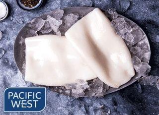 "Squid Tubes U/10 Gigas ""PacificWest"""