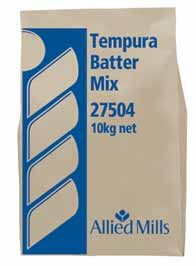 "Batter Mix Tempura ""Allied"" 10kg"