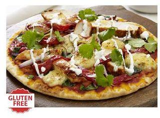 "Pizza Base 9.5"" GlutFree Medium ""Mission"