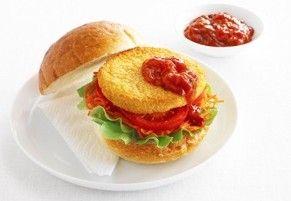 """Chicken School Burgers """"Inghams"""""""